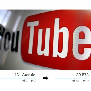 500 Youtube Likes (Daumen Hoch) für Ihr Video in Youtube